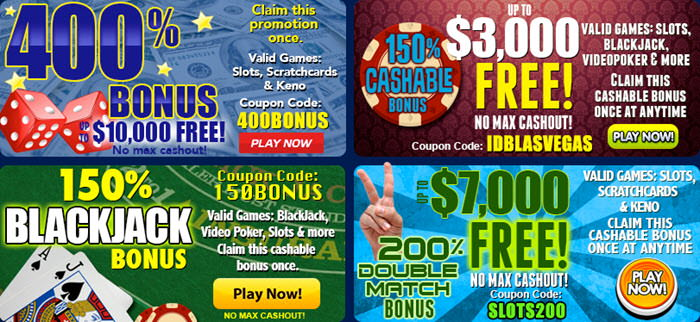 las vegas usa promotions casino online